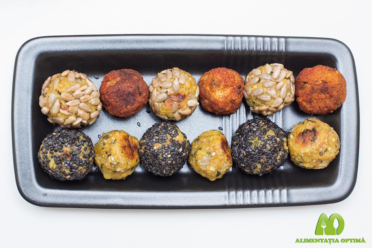 Chifteluțe de cartofi